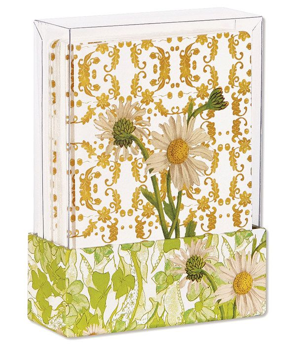 Look what I found on #zulily! Daisy Parfum Note Card Set by Cid Pear #zulilyfinds