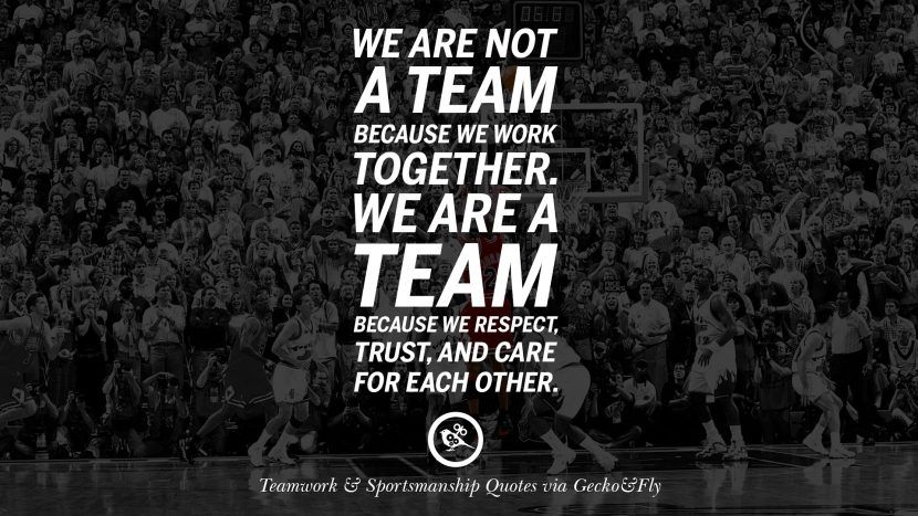 50 Inspirational Quotes About Teamwork And Sportsmanship Sportsmanship Quotes Team Quotes Golf Quotes
