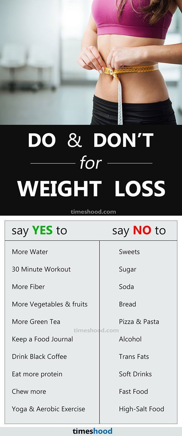 What should i do to lose weight fast