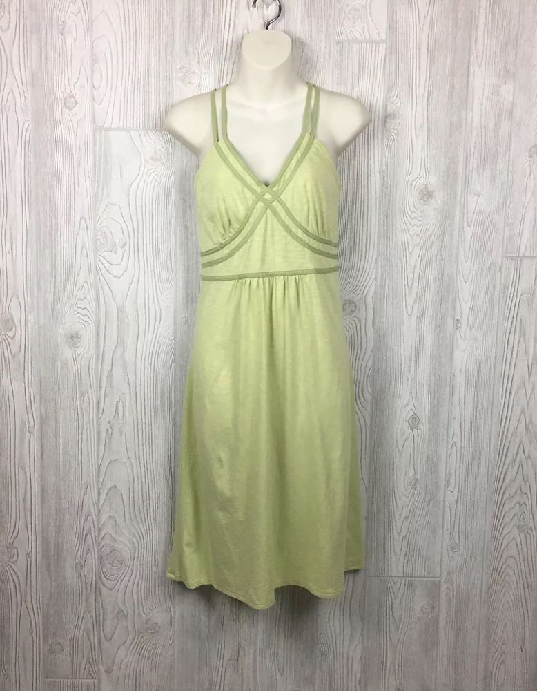 a9c45fcdd02 Women s Athleta Green Casual Athleisure Dress Style  757596 Size Medium  BN-E  fashion  clothing  shoes  accessories  womensclothing  dresses (ebay  link)