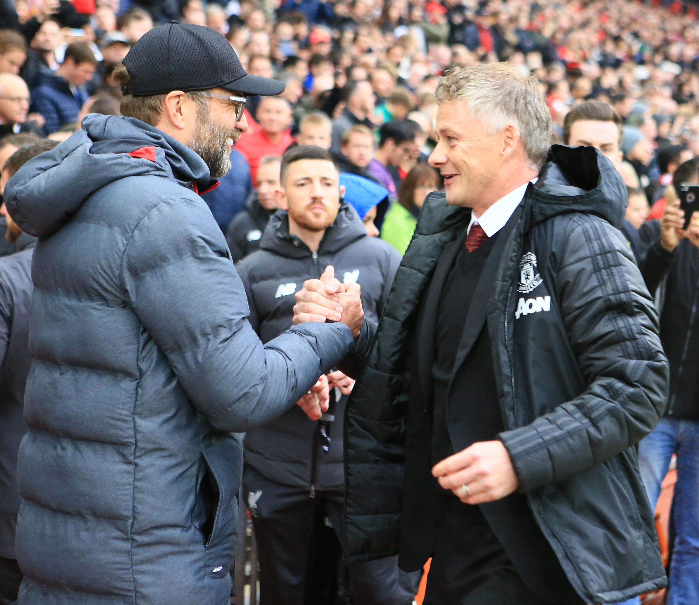 Ole Gunnar Solskjaer vs Jurgen Klopp Why Manchester United may be following the same path as Liverpool