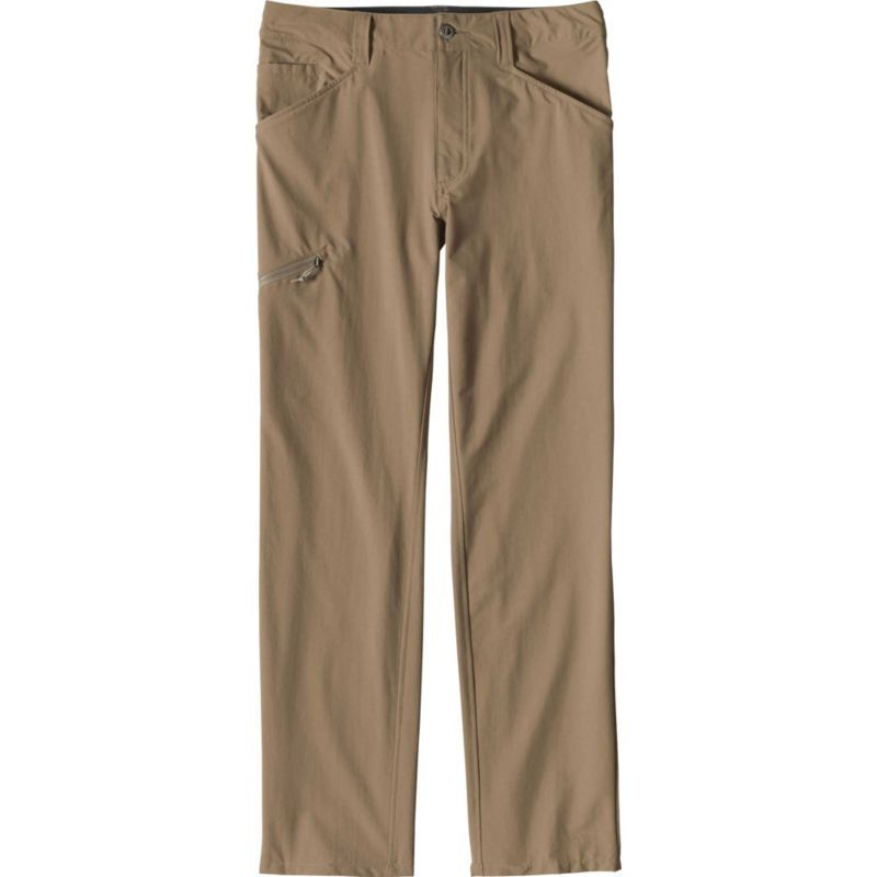 Patagonia Men's Quandary Pants, Size: 32, Ash Tan