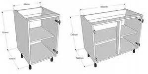 kitchen unit measurements - Bing images