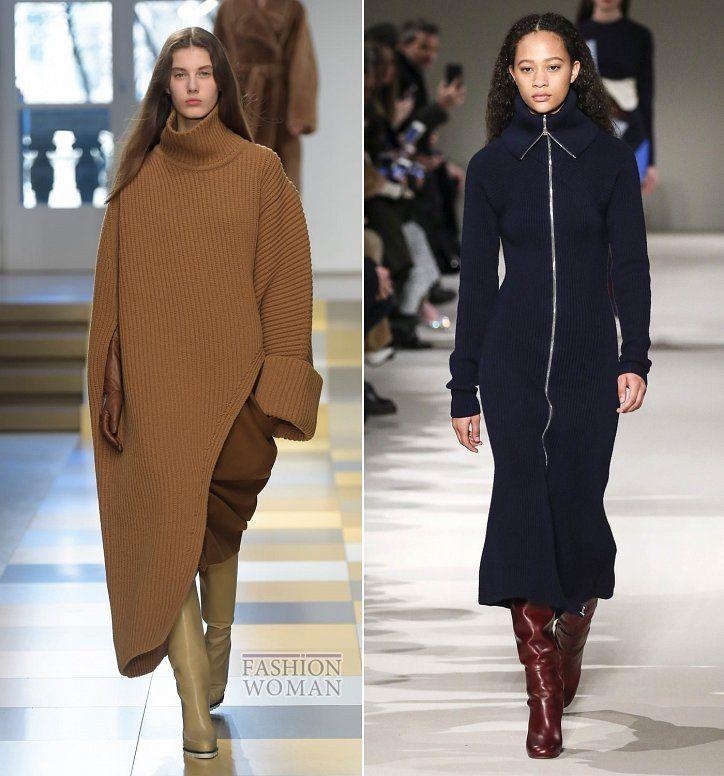 f28c3799ad20 Модный трикотаж 2019 | Идеи_одежда | Трикотаж, Свитер и Зимняя мода