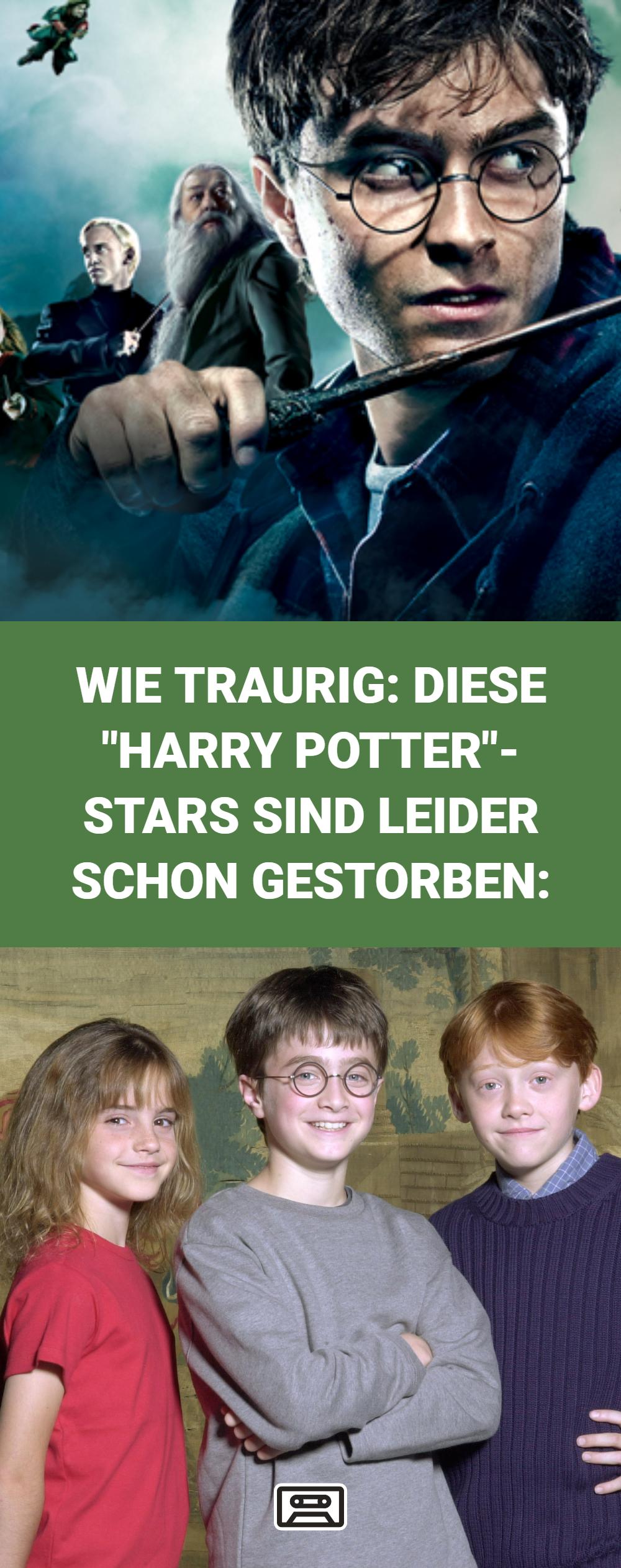 Wie Traurig Diese Harry Potter Stars Sind Leider Schon Gestorben Harrypotter Gestorben Harrypotterstars Sta Schauspieler Gestorben Darsteller Filmstars