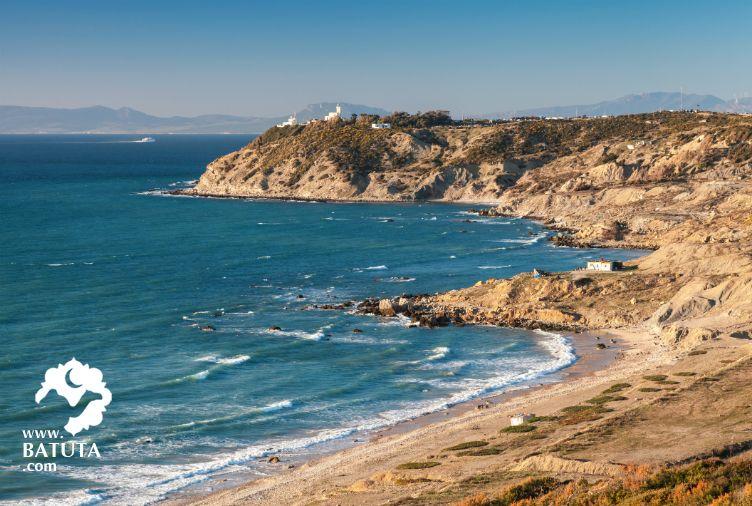 Atlantic Ocean Coast Landscape Gibraltar Strait Morocco شاطئ المحيط الأطلسي مضيق جبل طارق المغرب Peace And Love 15th Century Outdoor