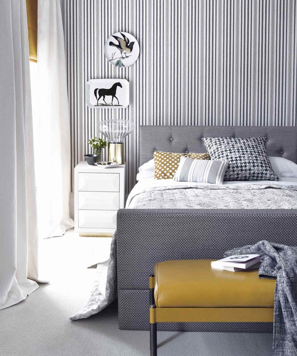 Wallpaper Design For Bedroom New Bedroom Wallpaper Ideas Bedroom Wallpaper Designs Ideal In 2020 Wallpaper Bedroom Wallpaper Design For Bedroom Small Bedroom Decor