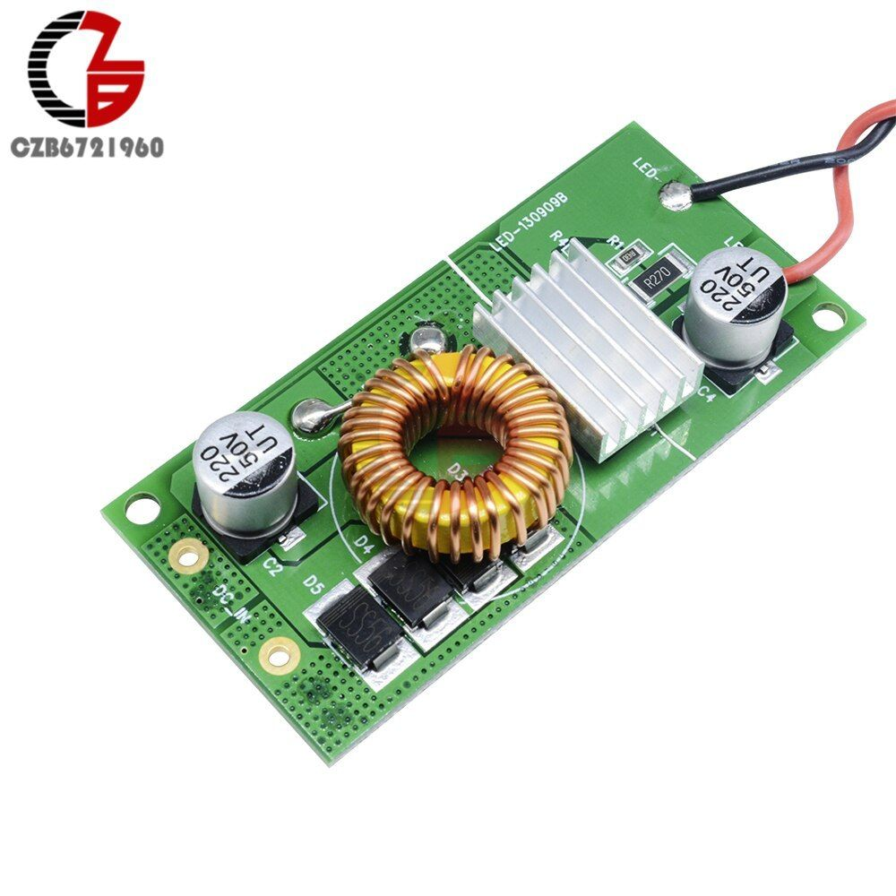 50w High Power Led Driver Module Dc 12v 24v Led Light Lighting Transformer Supply Constant Current For Led Strip Light Power Led Led Strip Lighting Led Drivers