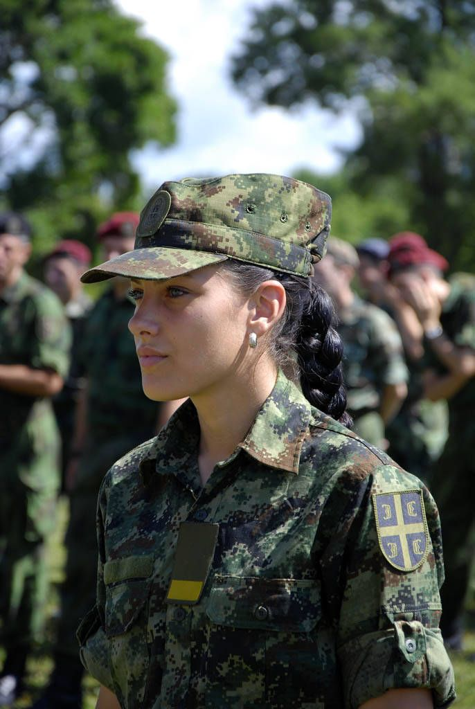 Beautiful Women in the United States Military | Related ...