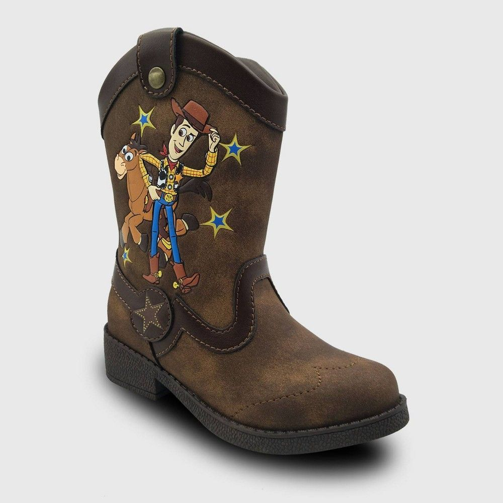 Toddler Boys' Toy Story Western Boots