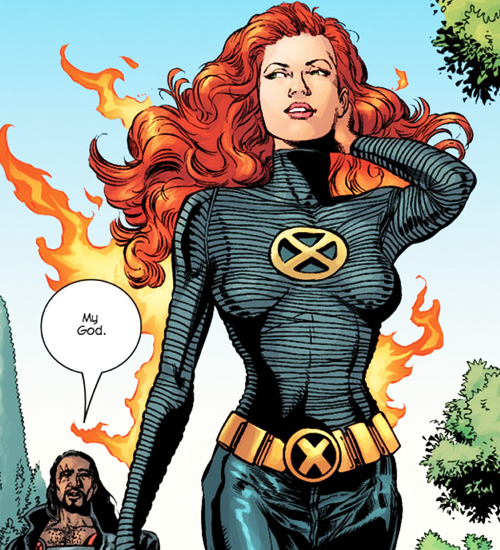 Jean Grey New X Men V1 140 By Grant Morrison Phil Jimenez Quadrinhos