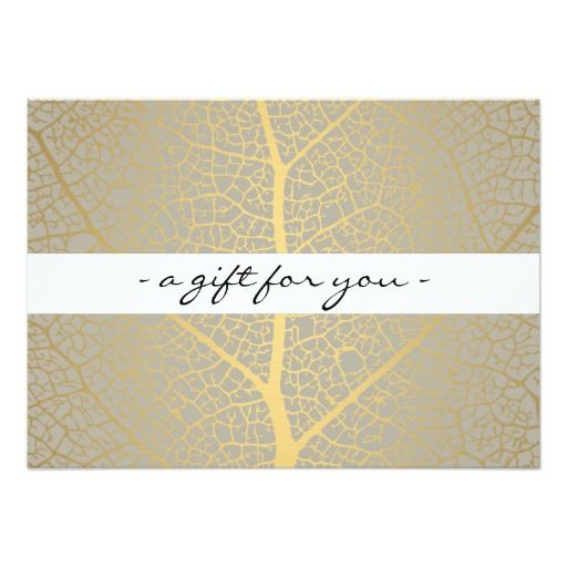 printed gift certificates