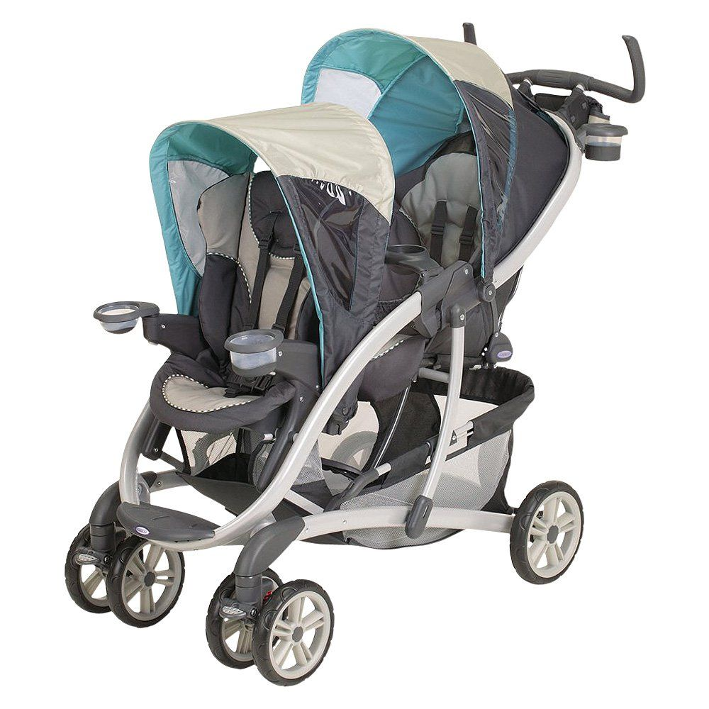 I want this stroller. Tandem stroller