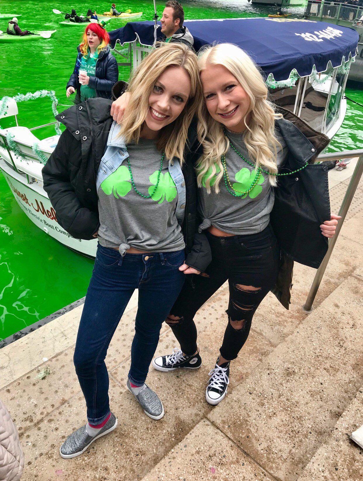 9002a9538 Lucky Shamrock Shirt Women's , St Patrick's Day Shirt Women's , Erin ...