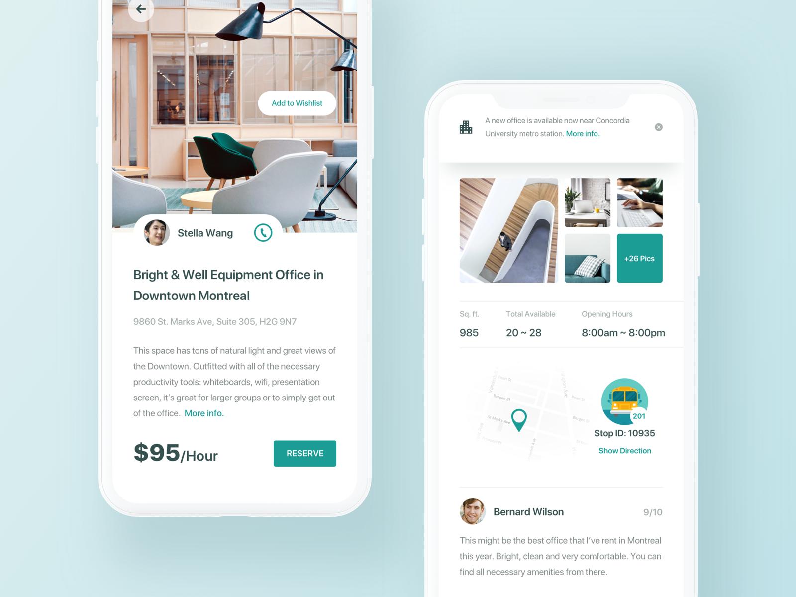 Office For Rent App Web Design Trends Web Design Web Design Tips