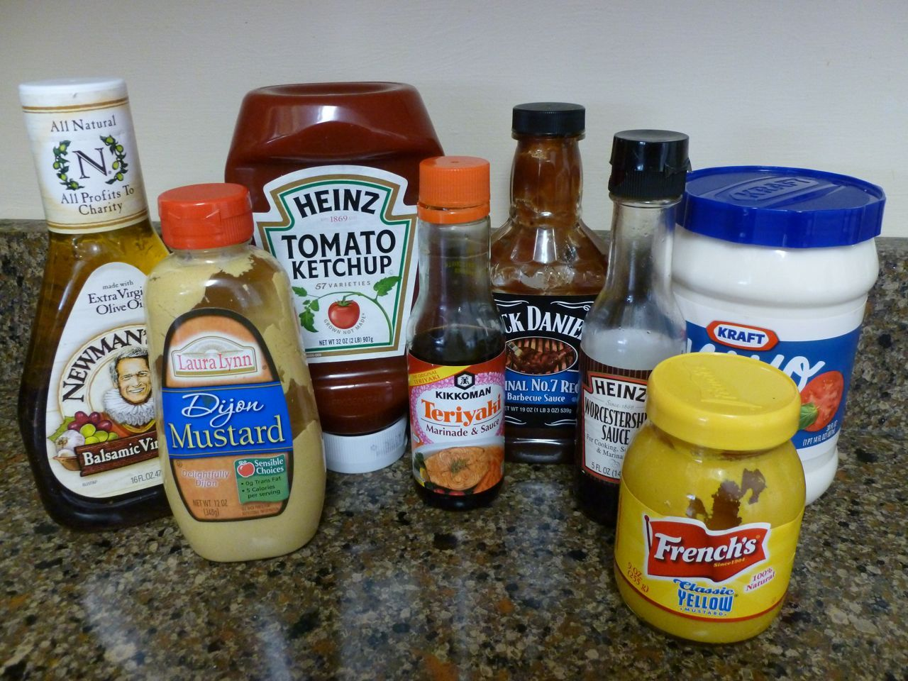 condiments have hidden carbs we don't think about, the mayonnaise