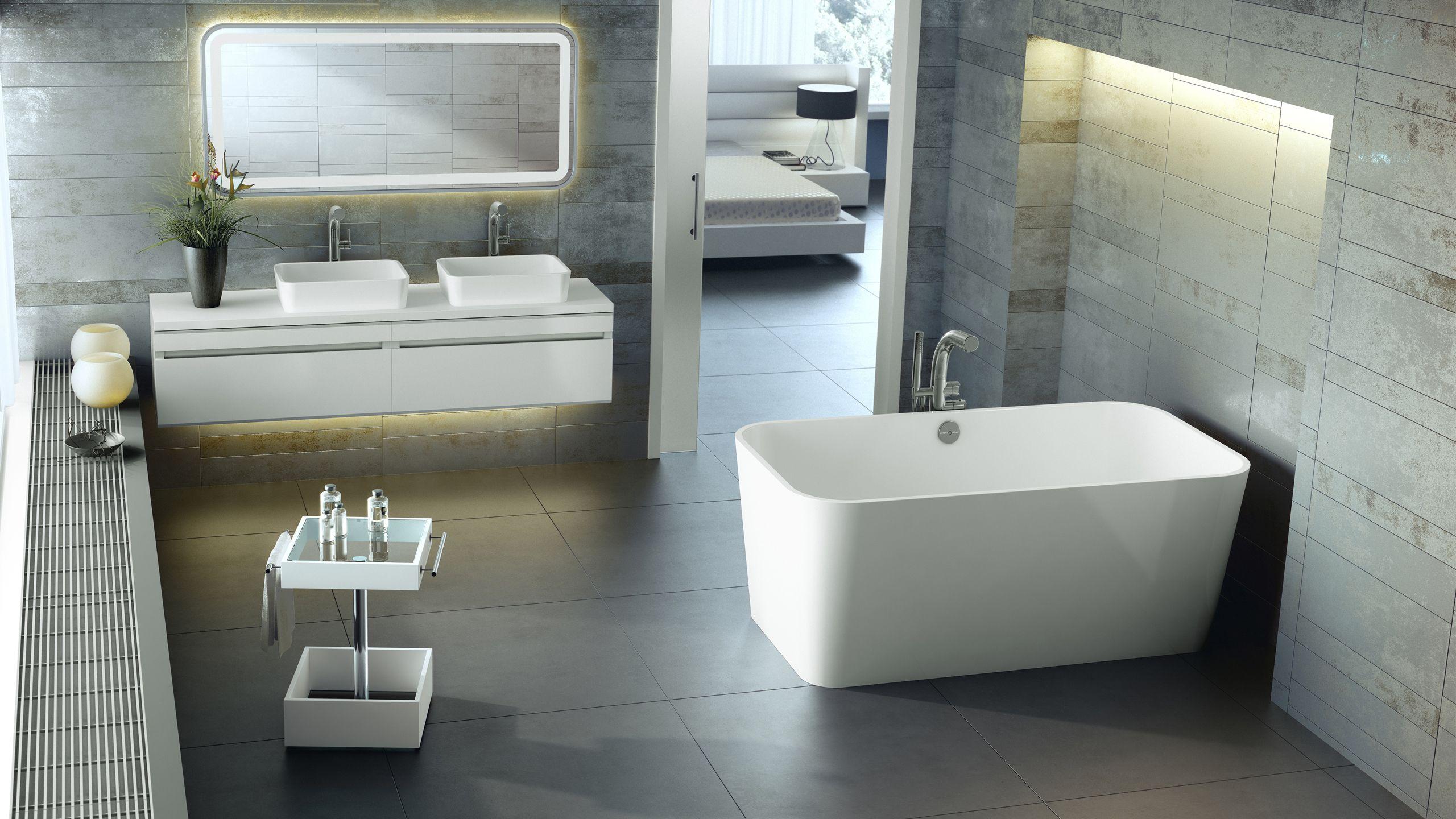 Edge - modern soaking tub   Victoria + Albert Baths USA   Baths ...