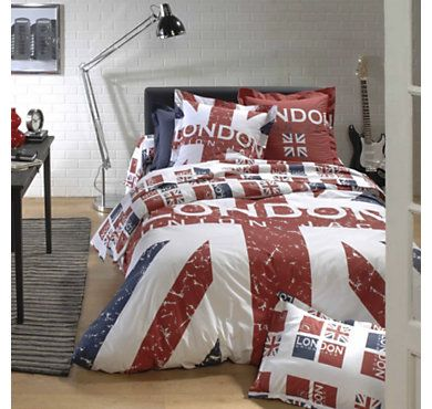 oreiller london Taie d'oreiller London TRADILINGE | British, Bedrooms and Decorating oreiller london