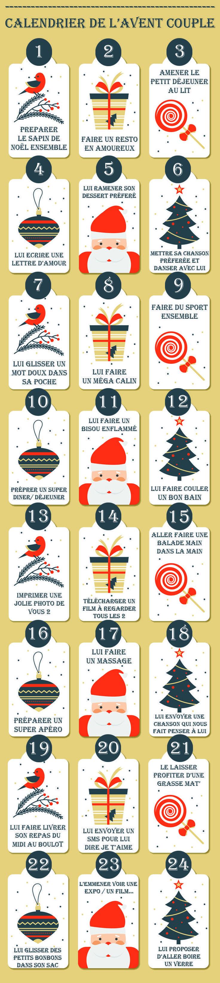Notre calendrier de lavent familial #calendrierdel#39;avent Notre calendrier de lavent familial #calendrierdel#39;avent