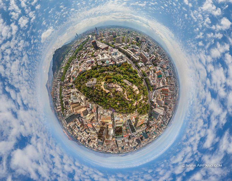 360 Degree Virtual Tour of Santiago Chile