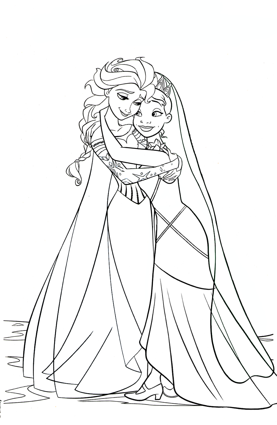 Disney coloring page   Coloring Pages(Trisha\'s Board )   Pinterest ...