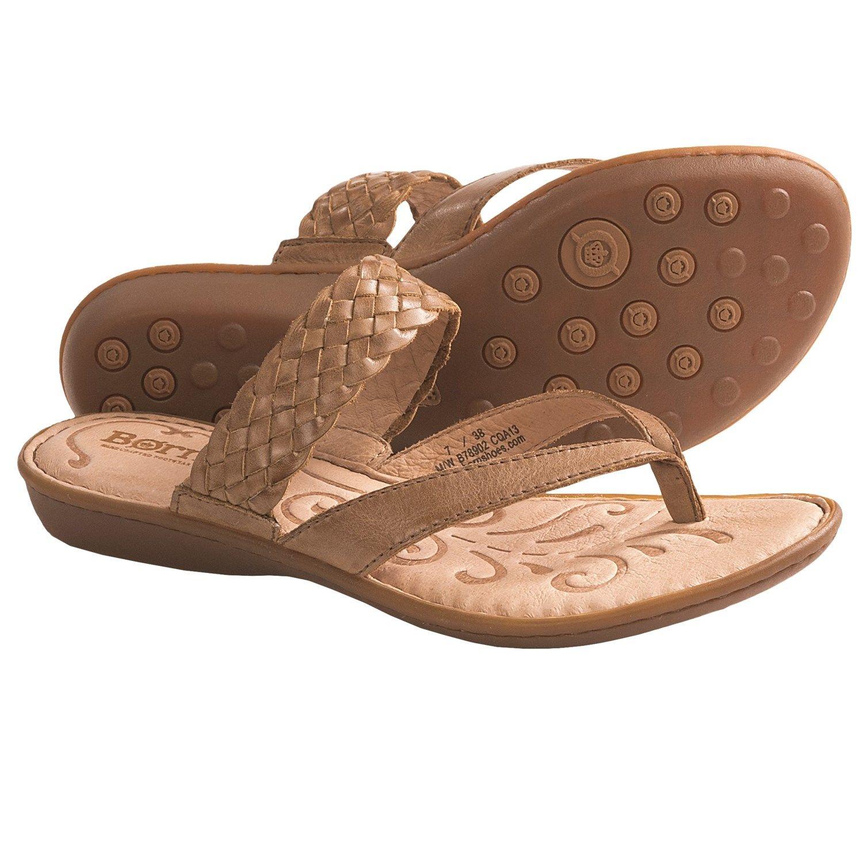 d542e51d3ff6a7 Born Joya Sandals - Leather (For Women) - Save 30%