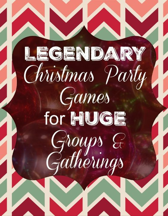 planning christmas party games for large groups is a must if you want to avoid dreaded awkward silences during your bash check out a few of our favorites - Christmas Party Games For Adults Large Group