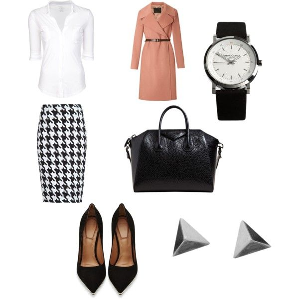 """Look oficina"" by unbuhoenmibuhardilla on Polyvore"