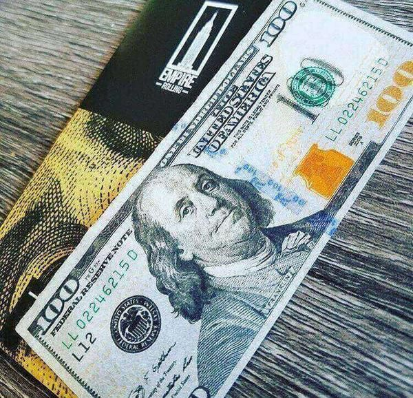 Empire 100 Dollar Bill Rolling Papers Best Rolling Papers Empire Rolling Papers 100 Dollar Bill Dollar Bill Rolling Paper