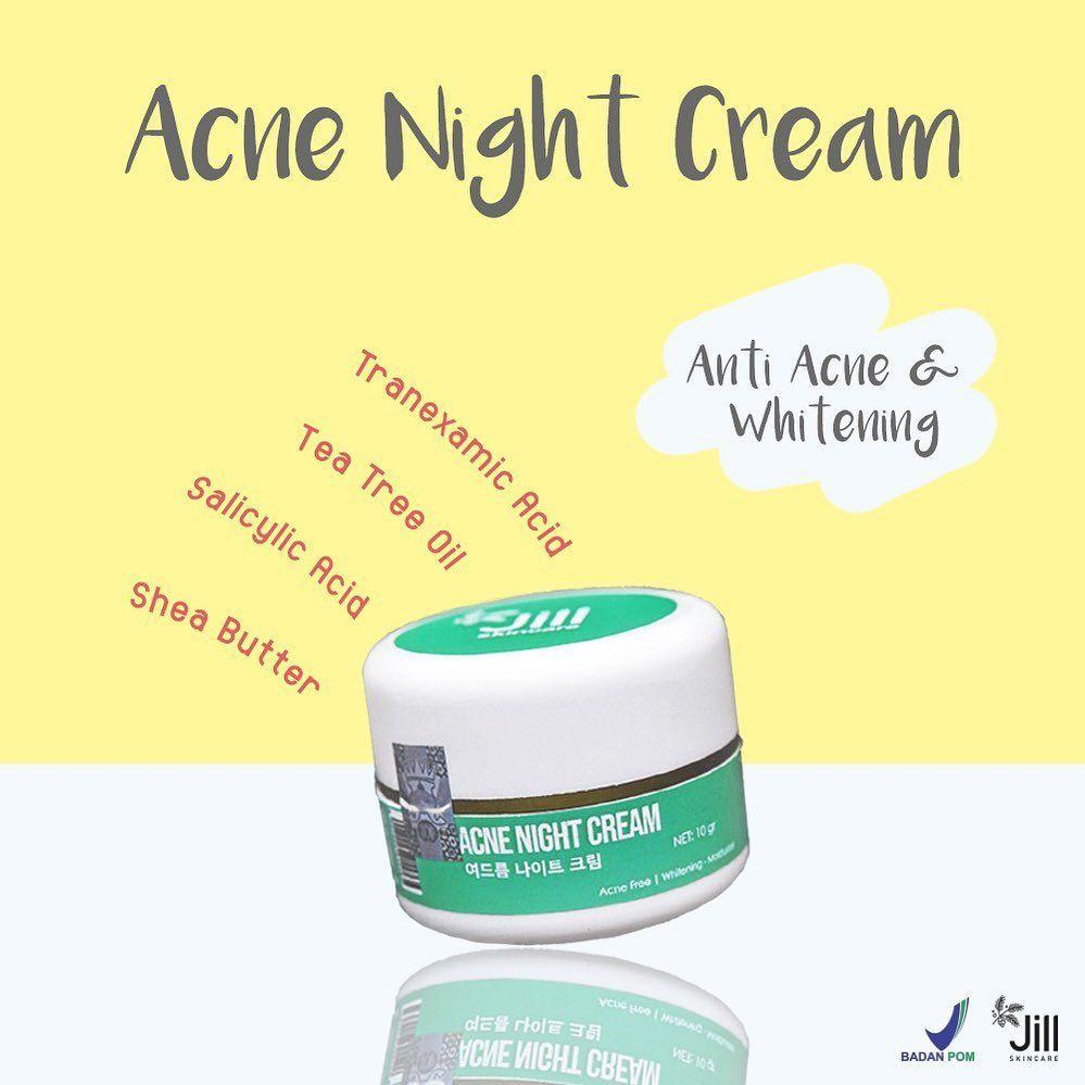 Cream Siang Yang Cocok Untuk Kulit Berminyak Dan Berjerawat