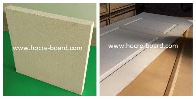 Fireproof Mgo Perlite Board For Door Core Fiber Cement Board Fiber Cement Roofing Sheets