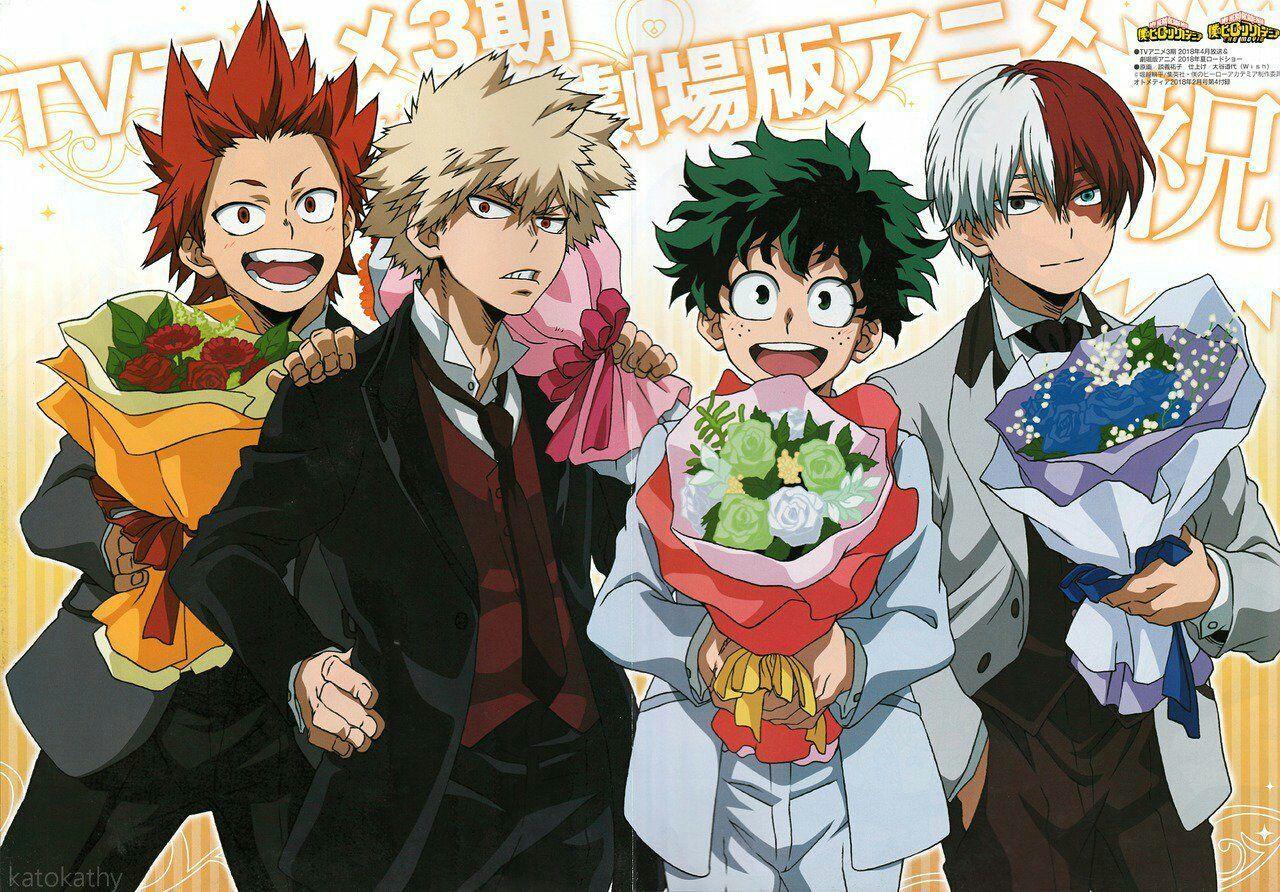 My Hero Academia Boys X Reader {OneShots} - Prince Shoto