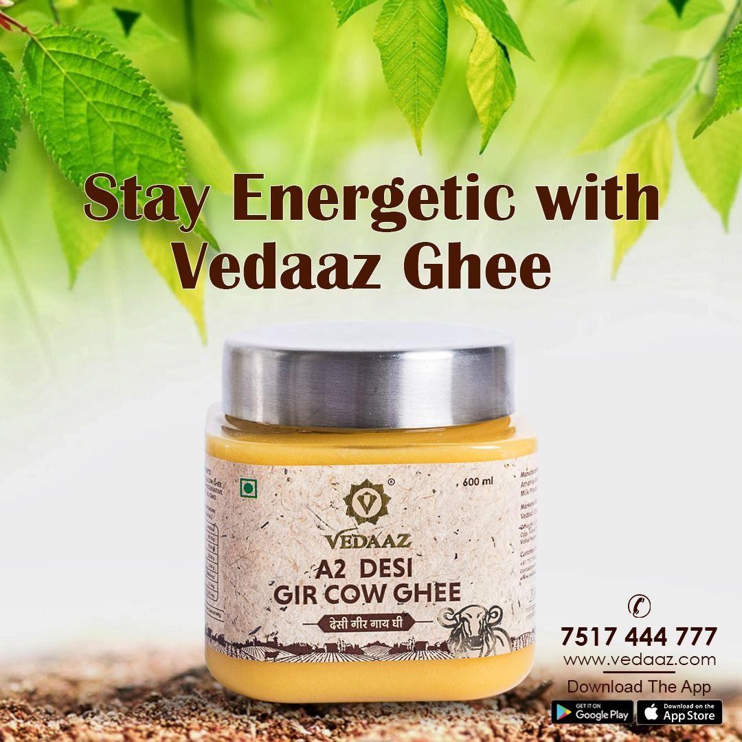 Farmfresh Vegetables: Stay Energetic With Vedaaz Ghee. #A2desi #A2milk #punemilk