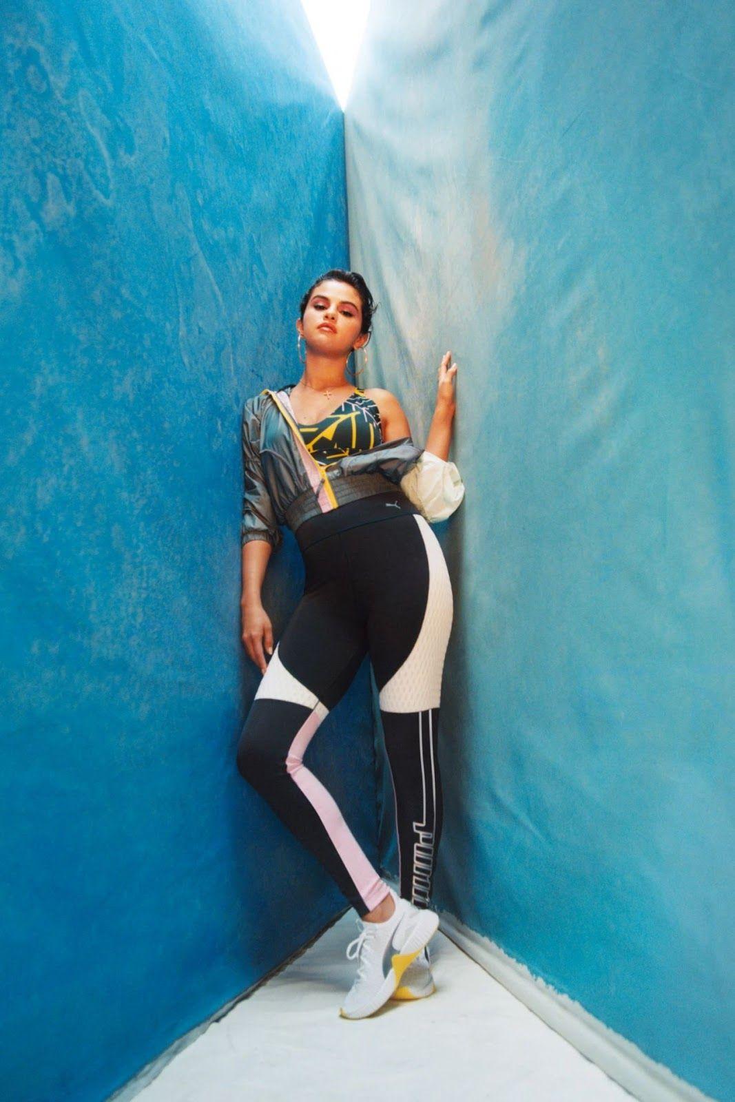 67dd3a1f61b Selena Gomez Puma Photoshoot January 2019