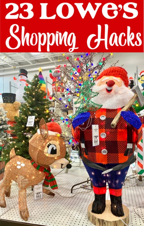Christmas Decor Ideas Outdoor Decorations from Lowes