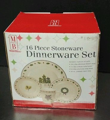 Merry-Brite-Christmas-Holiday-Home-16-pc-Stoneware-DINNERWARE ...