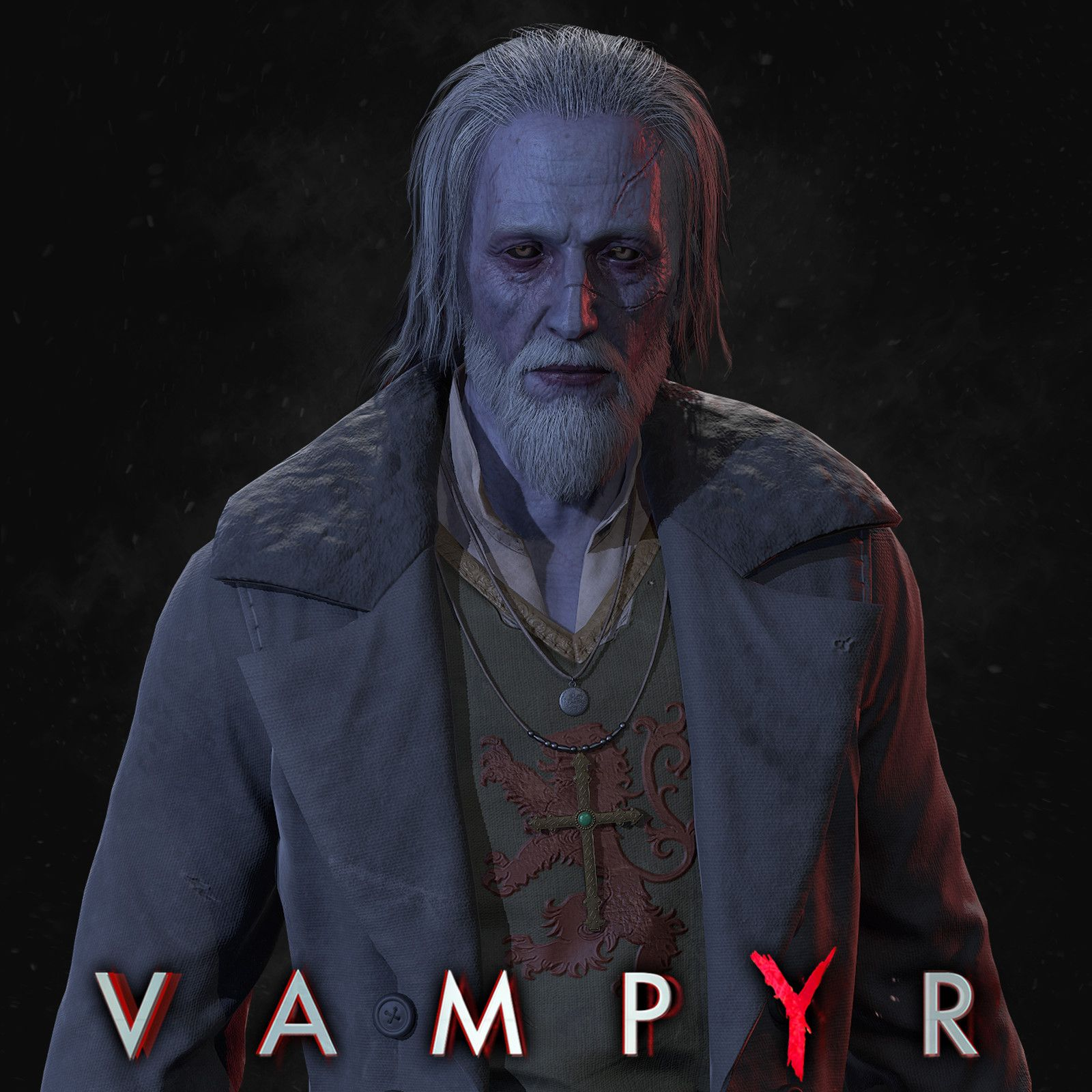Vampyr william marshal remi luizy on artstation at