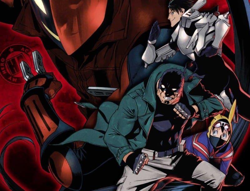 The Fun Continues In My Hero Academia Vigilantes Vol 2 My Hero My Hero Academia Hero