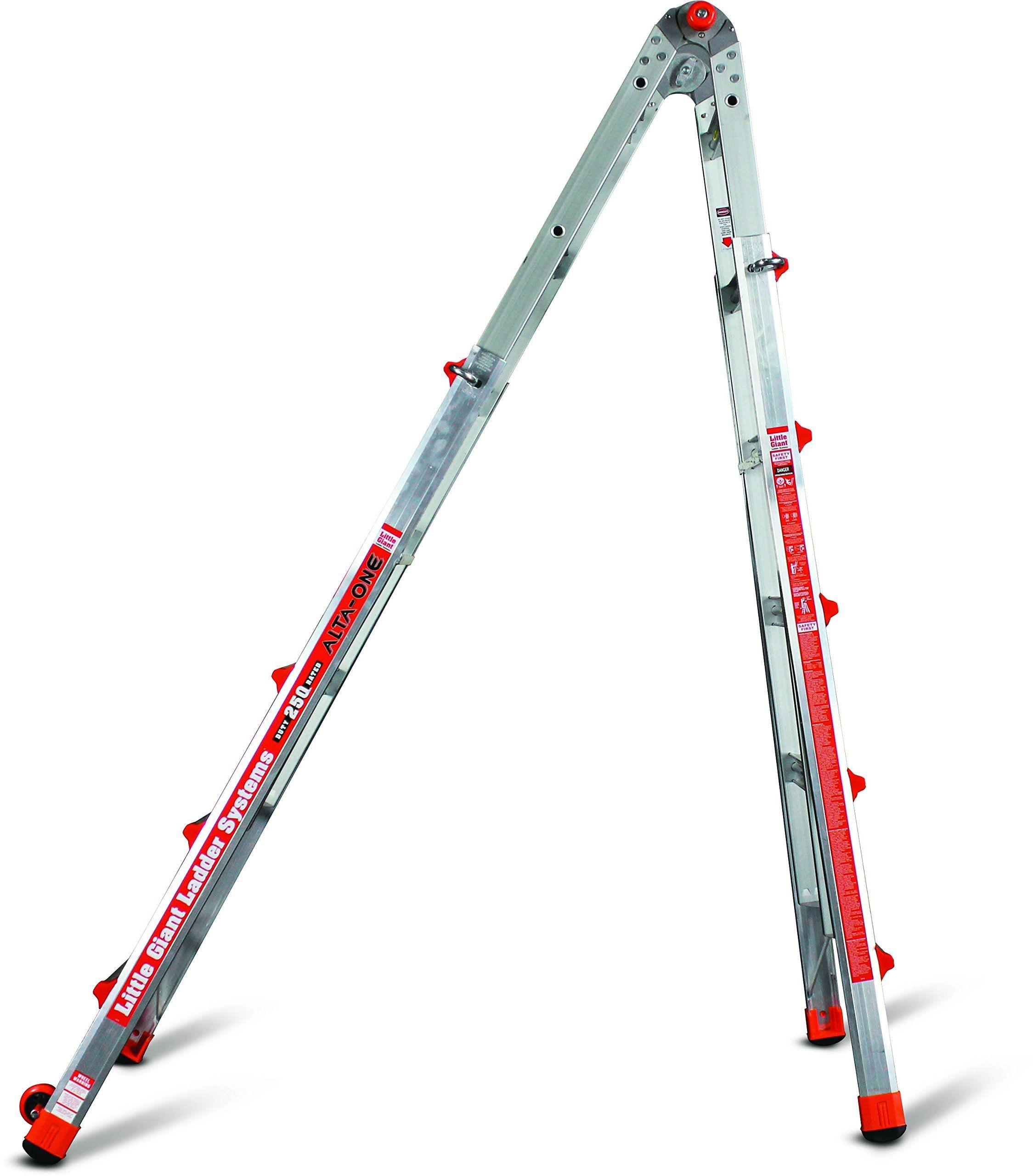 Little Giant 14016001 Alta One Type 1 Model 22foot Ladder
