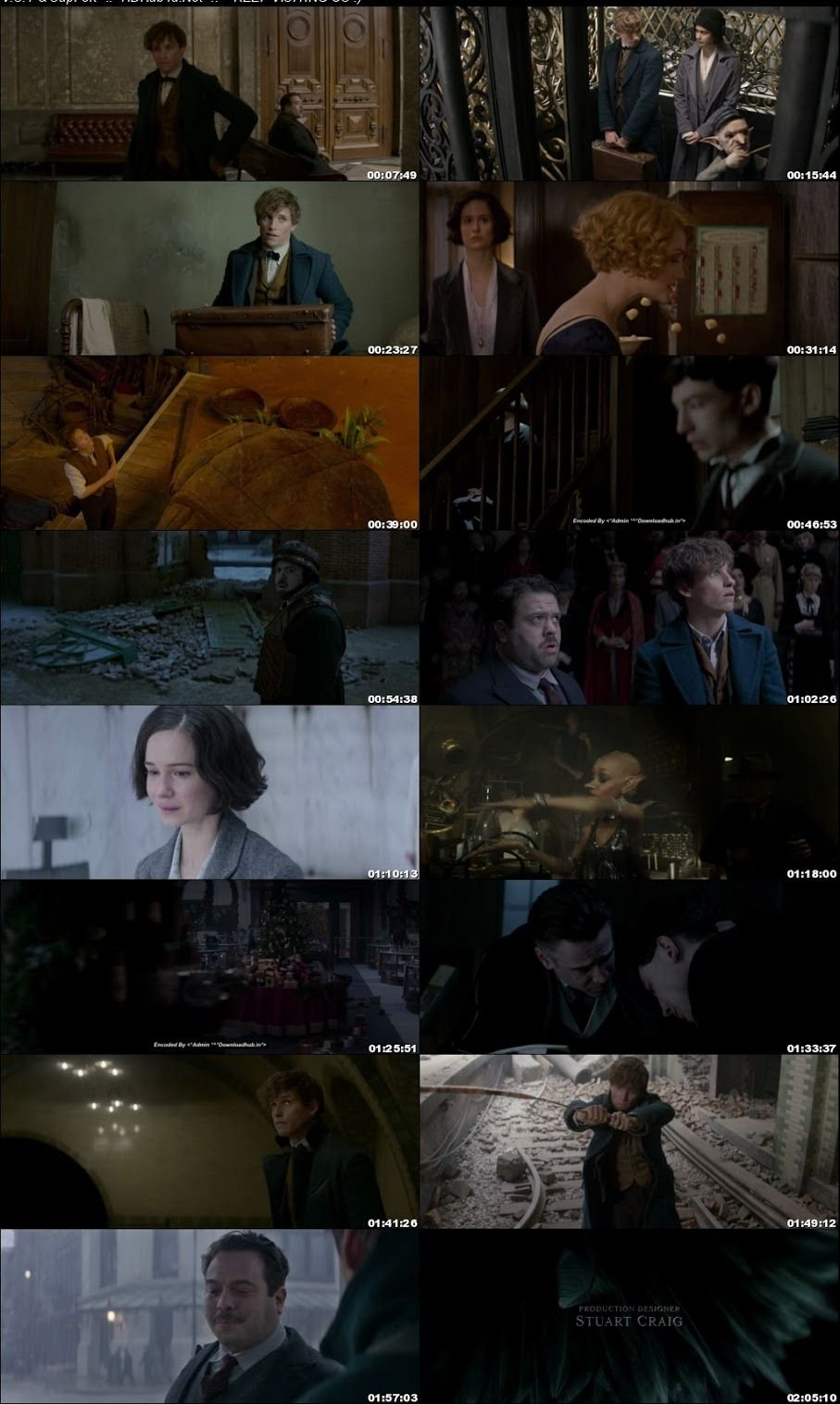 Get Fantastic Beasts And Where To Find Them Download In Hindi 1080P Gif