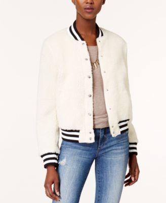 Levi's® Varsity Fleece Bomber Jacket