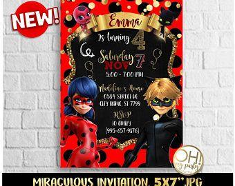 miraculous birthday ladybug party