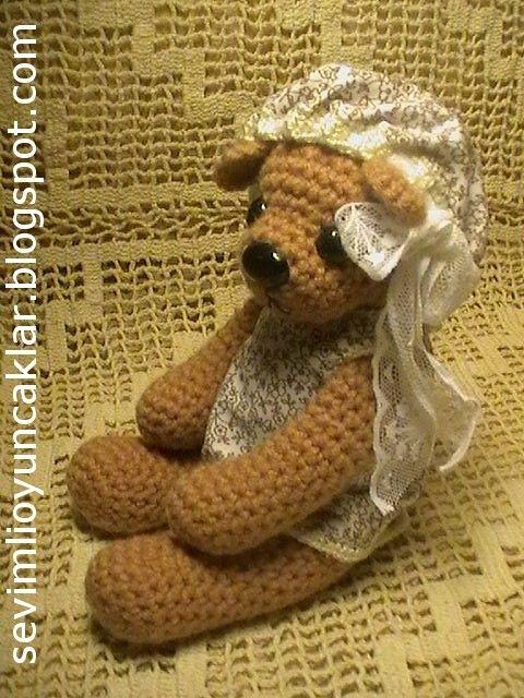Pin de Nancy Krohn en Teddy Bears! | Pinterest | Osos