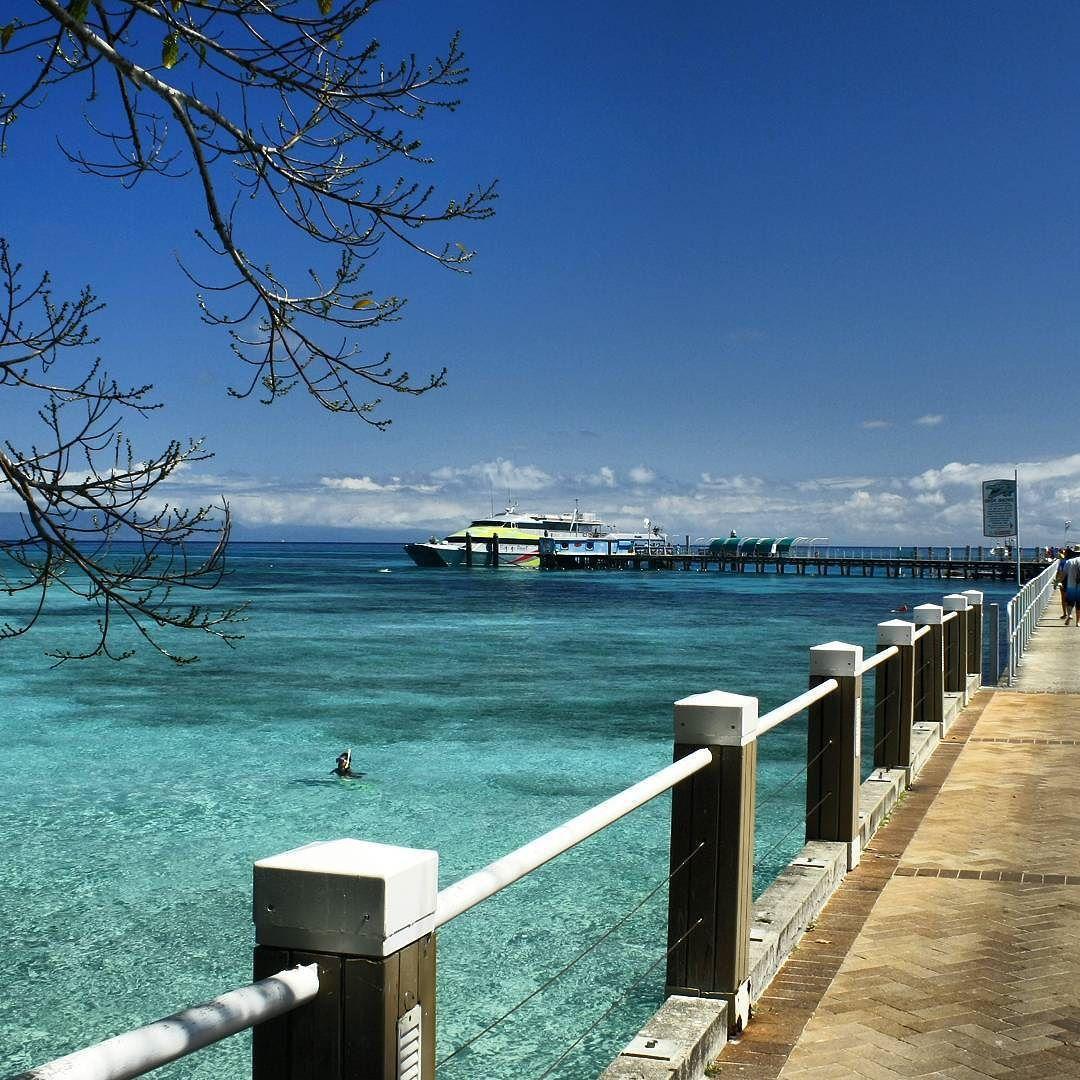 #beautiful #greenisland  #australia #nofilter #vanessaundsteffeninaustralien #reef #greatbarrierreef by linsenspitzer0815 http://ift.tt/1UokkV2