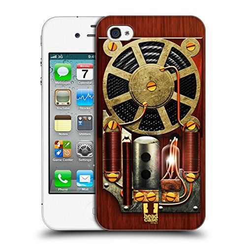 Head Case Designs Radio Steampunk Protective Snap-on Hard Back Case Cover for Apple iPhone 4 4S Head Case Designs http://www.amazon.com/dp/B0086KSWOC/ref=cm_sw_r_pi_dp_yL.Kwb1MPVKQT