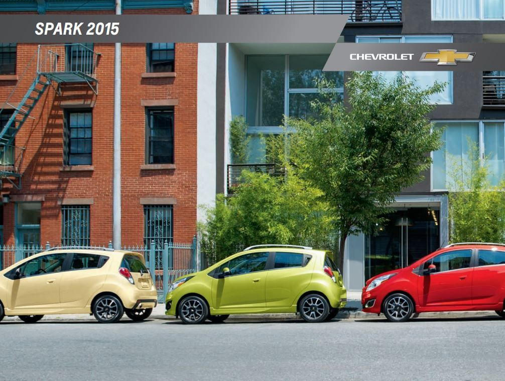 Thinking About Buying A 2015 Chevrolet Spark Click To Download