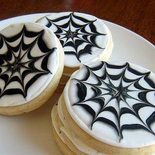 halloween web cookies