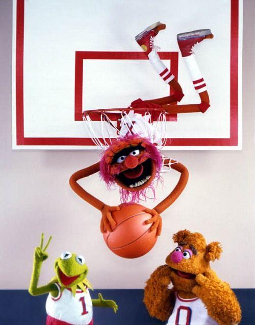 basketball muppets