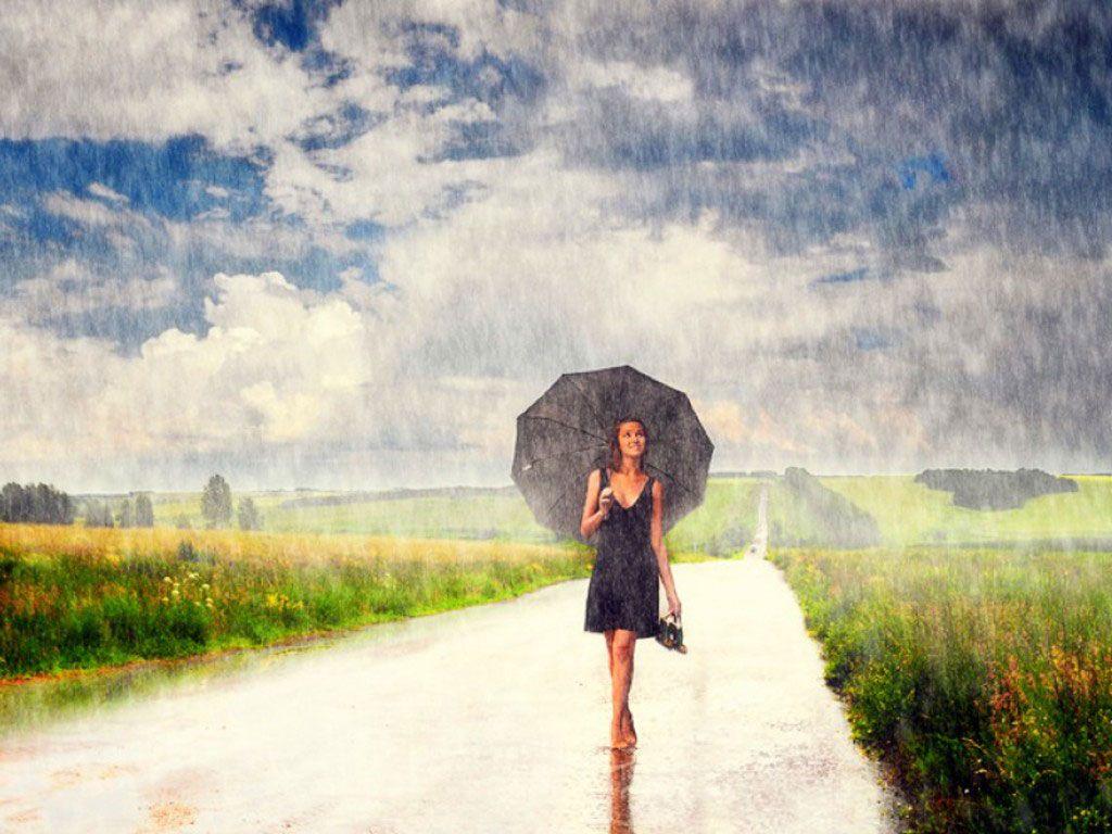 Rain Wallpaper Best Collection Of Rainy Desktop Hd Wallpaper Rain Wallpapers Girl In Rain Walking In The Rain