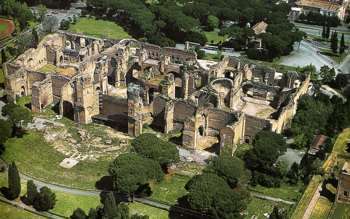 Therme Caracalla